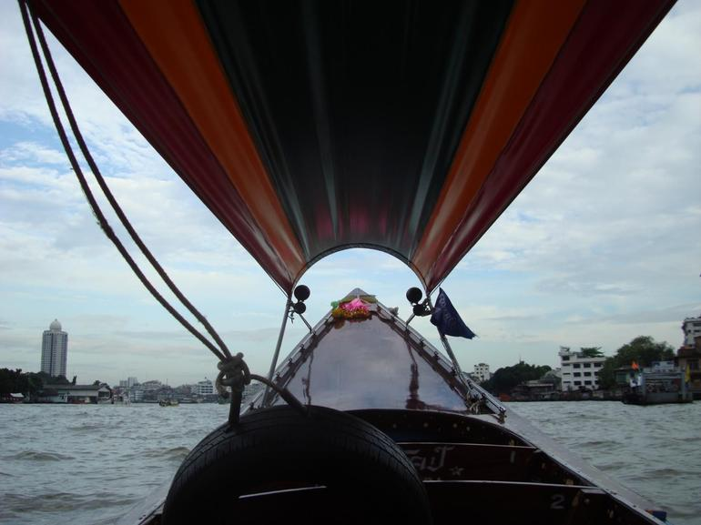 From Chao Praya River - Bangkok