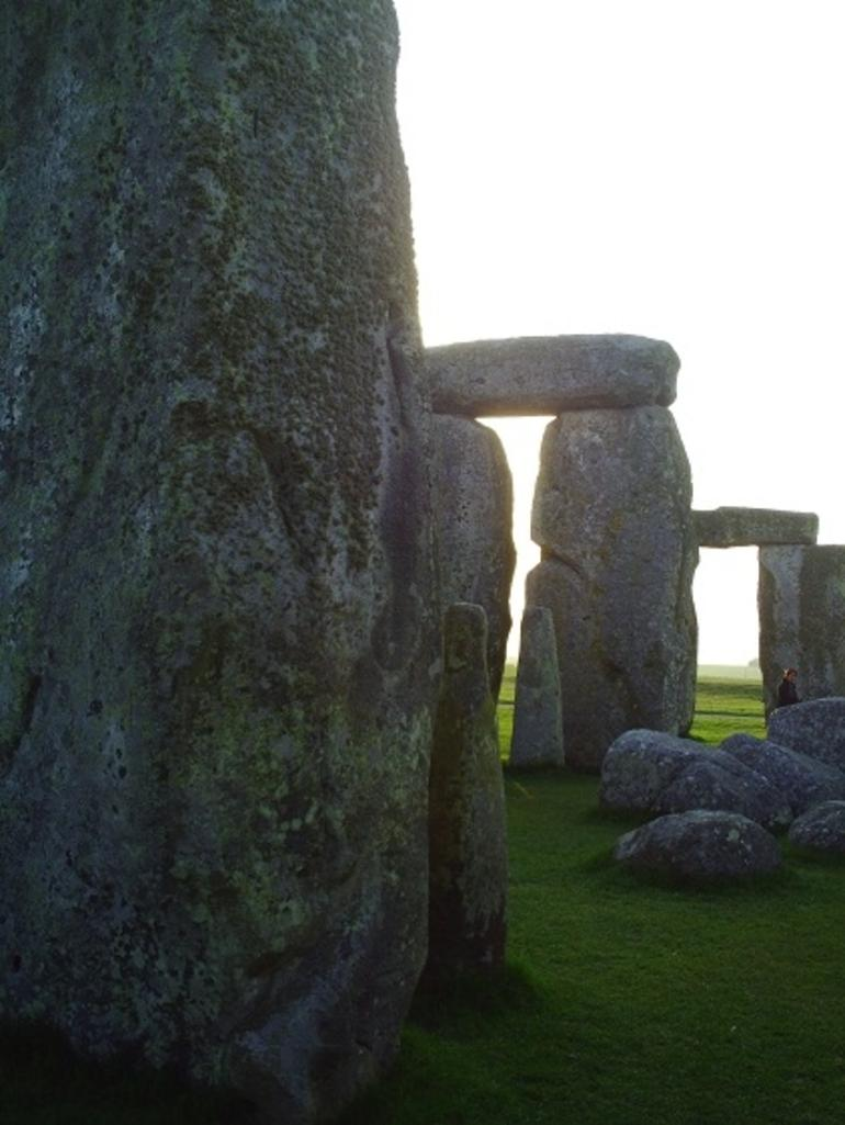 Hiding stones - Stonehenge - London