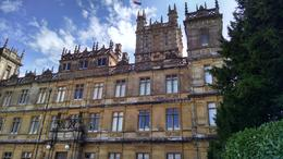 Home of the 8th Earl and Countess of Carnarvon , Vida V W - August 2014