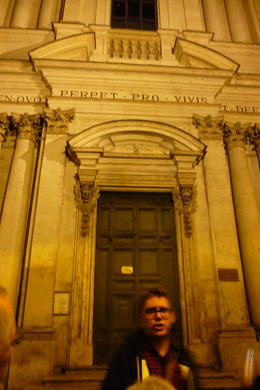 Photo of Rome Ghost and Mystery Walking Tour of Rome house of death