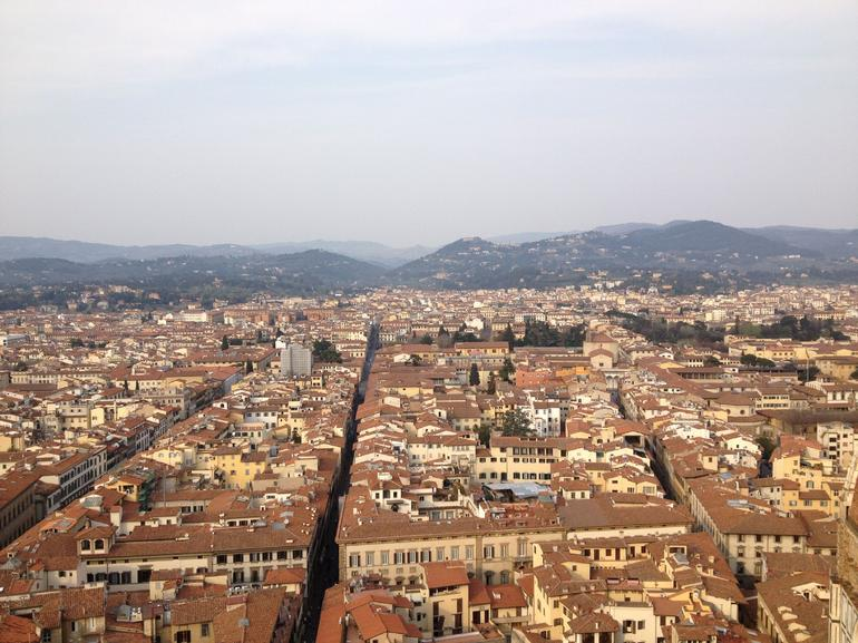 Looking Out - Florence