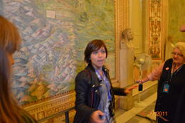 Photo of Rome Skip the Line: Vatican Museums Walking Tour including Sistine Chapel, Raphael's Rooms and St Peter's ITALY 2011 263
