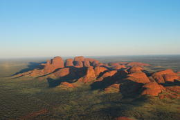 Photo of Ayers Rock Ayers Rock Helicopter Tour to Uluru, Kata Tjuta & Lake Amadeus: 55-minute flight Kata - Tjuta