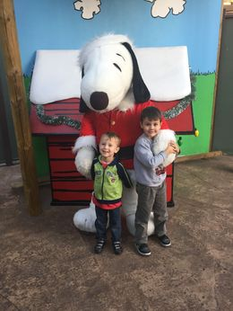 Santa Snoopy, ChrisBHandy - May 2016