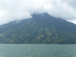 Photo of Antigua Lake Atitlán Sightseeing Cruise with Transport from Antigua Lake Atitlan view from the boat