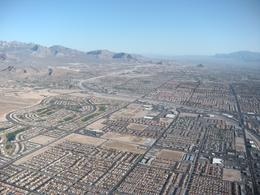 The Las Vegas away from the street. - April 2010