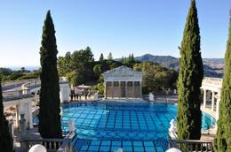 Photo of   Neptune Pool at Hearst Castle