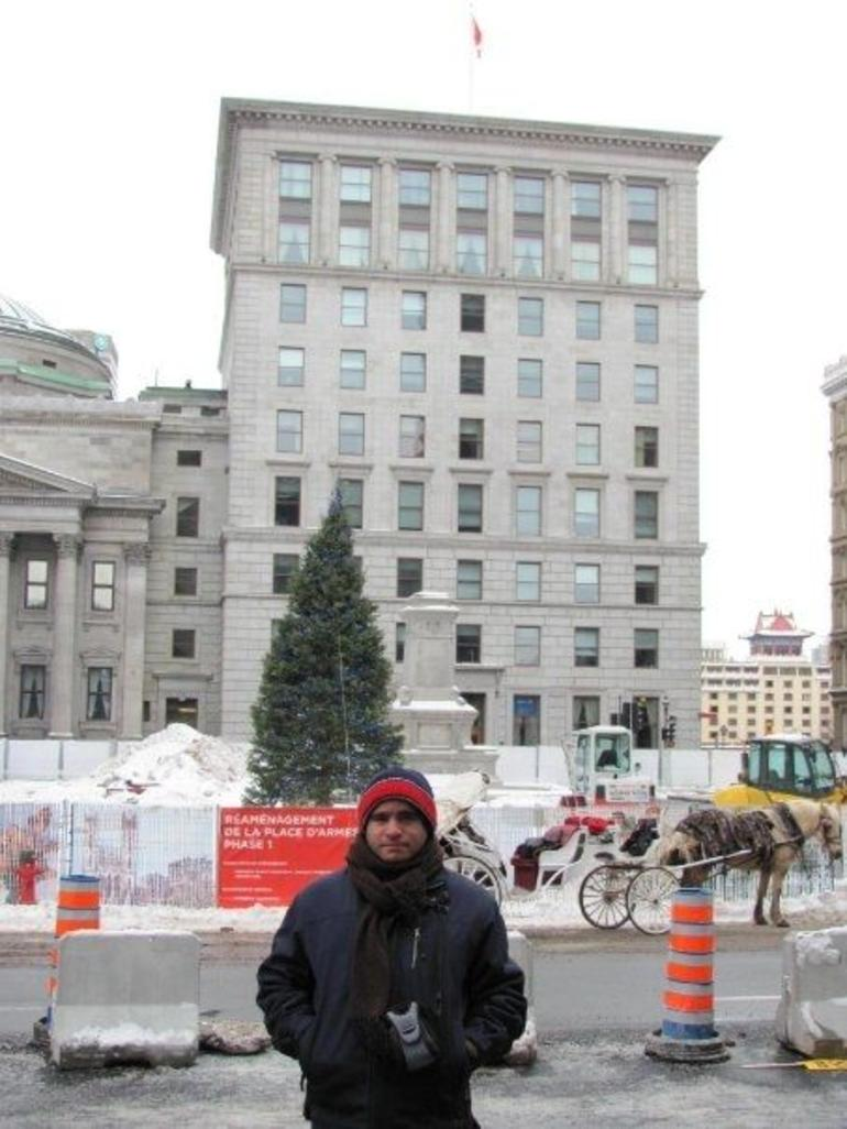 Old Town Montreal - Montreal