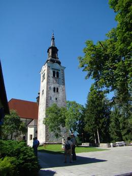 Photo of Ljubljana Bled and Bohinj Valley Tour from Ljubljana On the Island