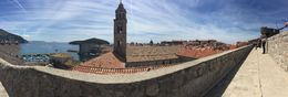 panoramic view along the wall , judi - May 2016
