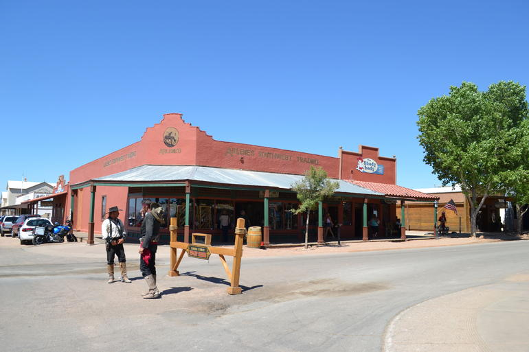 Shops in Tombstone - Phoenix