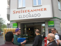 The El Dorado Bar was one of the first and quot;openly gay and quot; bars in Europe. , Robert P - May 2013