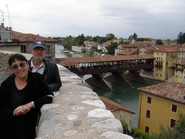 The Bridge in Bassano del Grappo - Venice