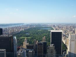 Photo of New York City Top of the Rock Observation Deck, New York View from Top of the Rock