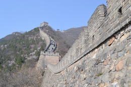 Photo of Beijing Great Wall of China at Badaling and Ming Tombs Day Tour from Beijing Wall