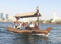 A trip across the habour to the Souk Markets. , anna - May 2014