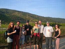 Photo of Vienna Wine Tasting Bike Tour departing Vienna A group shot at the end of the tour
