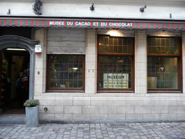 Photo of Brussels Brussels Chocolate Walking Tour and Workshop A museum with character!