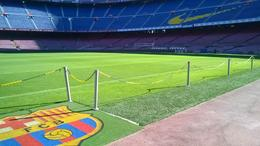 Photo of Barcelona FC Barcelona Football Stadium Tour and Museum Tickets At pitch side