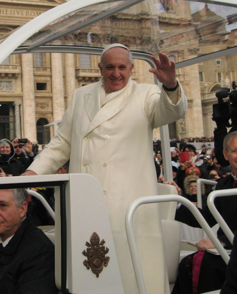 Audience with the Pope, January 29, 2014 - Rome