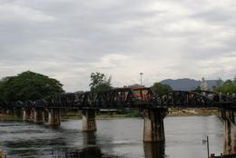 Photo of Bangkok Floating Markets and Bridge on River Kwai Tour from Bangkok Bridge over the River Kwai.
