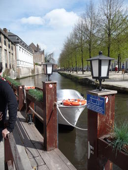 Photo of Paris Paris to Bruges Day Trip Bruges canal