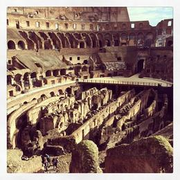 Wonderful Colosseum! Enjoyed it immensely! , Sean C - November 2014