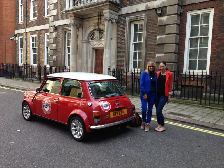 Don't leave London without the Mini! - London