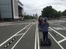 Segways are the way to travel! , Linda K - October 2015