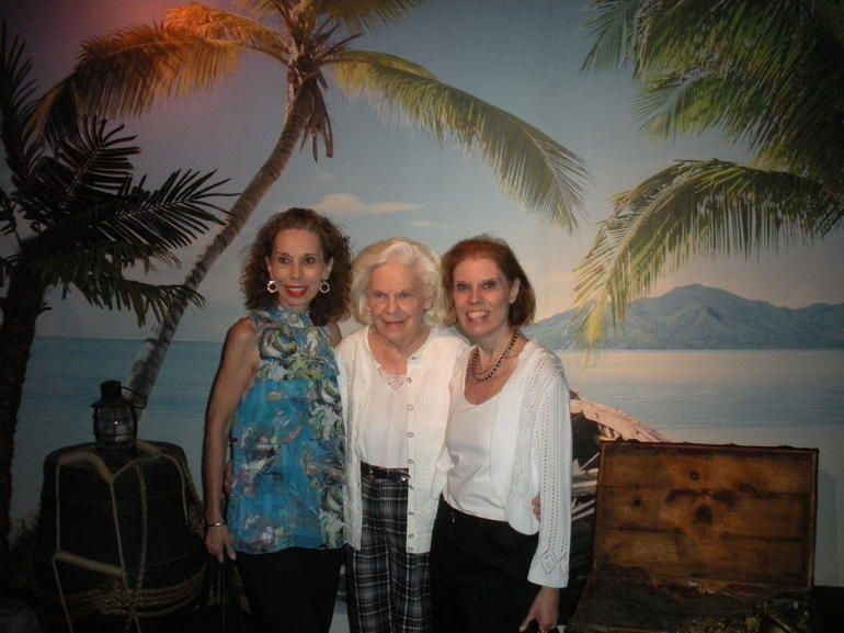 Gerri, Josephine and Patti - Las Vegas