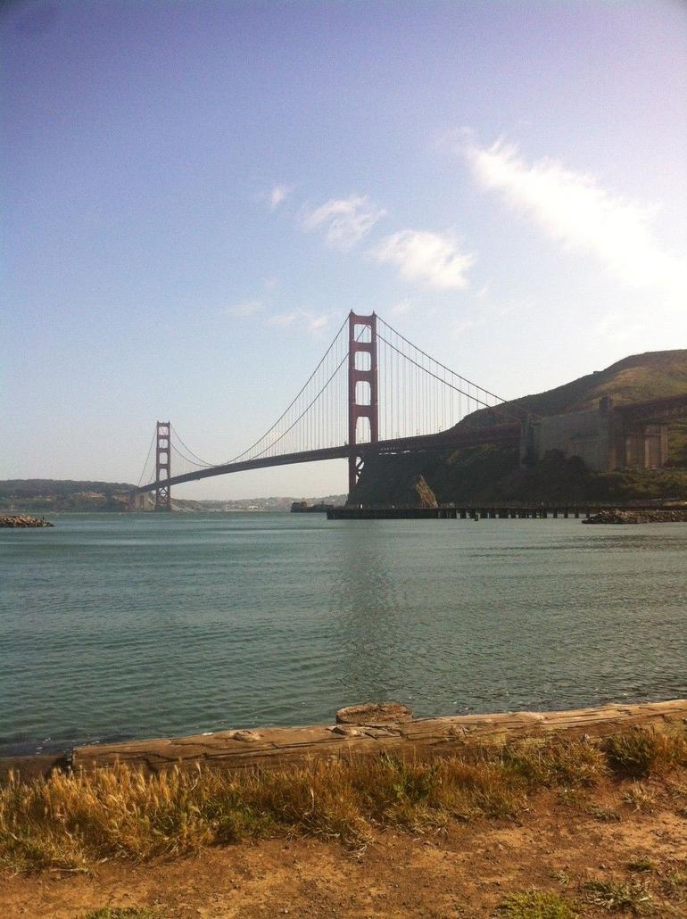 gg bridge - San Francisco