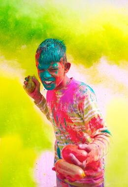Photo of New Delhi Viator Exclusive: 2-Day Holi Festival Experience in Mathura from Delhi Holi Festival