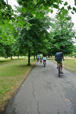 Photo of London London Royal Parks Bike Tour including Hyde Park Hyde Park