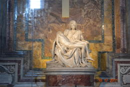 Photo of Rome Skip the Line: Vatican Museums Walking Tour including Sistine Chapel, Raphael's Rooms and St Peter's ITALY 2011 354