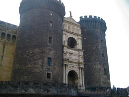 Castle in Napoli , JEFFREY P - April 2012