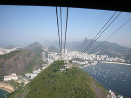 Photo of Rio de Janeiro Corcovado Mountain, Christ Redeemer and Sugar Loaf Mountain Day Tour Plenty to keep the eyes busy !
