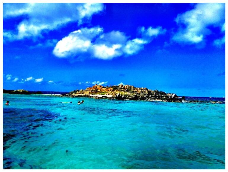 Rock 'n Roll Snorkel and Sightseeing Safari of St. Martin - Philipsburg