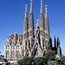 Photo of Barcelona Barcelona Airport Arrival Shuttle Transfer sagrada familia