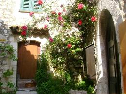 Photo of Nice Monaco and Eze Small Group Day Trip from Nice Streets of Eze