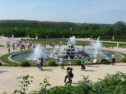 Photo of Paris Versailles and Giverny Day Trip The fountains in the Versailles Gardens
