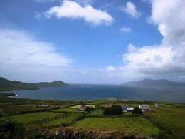 A view from the bus along the Ring of Kerry - June 2009