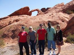 Photo of Las Vegas Valley of Fire Luxury Tour Trekker Excursion Valley of Fire6