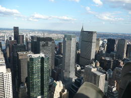 Photo of New York City Top of the Rock Observation Deck, New York Vue du Top of the Rock