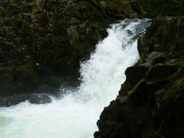 A lake district waterfall, Christopher T - June 2009