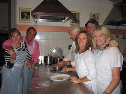 Photo of Florence Tuscan Cooking Class and Dinner in Florence Cooking class in Firenze!