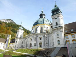 Photo of Munich Ettal Monastery and Zugspitze Day Tour from Munich Ettal Monastery
