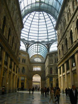 Galleria in Napoli , JEFFREY P - April 2012