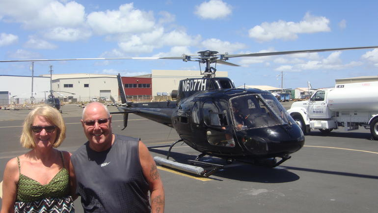 Hawaii 5-0 Helicopter - Oahu