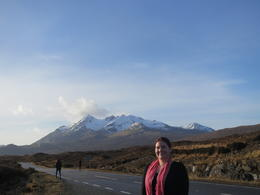 Last day of the tour, just outside of Portree , Rebecca S - March 2014