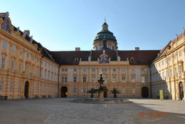 The Benedictine Abbey of Melk - Austria , Stephanie G - October 2011
